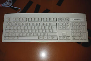 # SEGA Dreamcast Tastatur / Keyboard in sehr gutem Zustand #