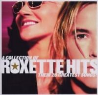 Roxette - Collection Of Hits 20 Greatest Songs (NEW CD)