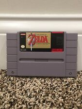 SNES The Legend of Zelda: A Link to the Past *Authentic/Cleaned/Tested* *Saves*