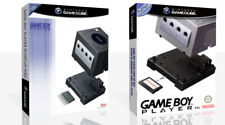 Game Boy Player Start-Up Disc Game Cube Case + Box Art Work Cover No Game