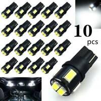 10PCS Canbus T10 194 168 W5W 5630 LED SMD White Car Side Wedge Light Bulb 12V~