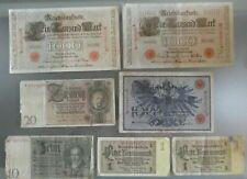 Lotto / Lot - Germany / German - Reichsmark