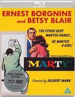 Marty Blu-Ray + DVD Nuovo (EKA70294)