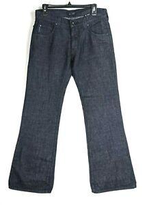 Armani Jeans Giorgio Armani J05 Regular Fit Dark Blue 30 x 32  Bootcut Jeans NWT