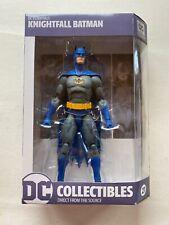 Dc Essentials Knightfall Batman Action Figure New Release & Misb 7�