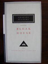 Bleak House: Charles Dickens. Everyman Library Hbk, 1991. Fair/Good. See Photos