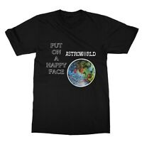 Travis Scott Astroworld T-Shirt Men (remake)