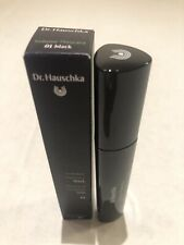 DR HAUSCHKA New Collection VOLUME MASCARA 01 BLACK NIB Exp 04/2020 Natural $28