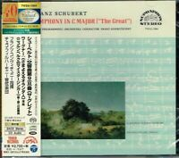 Schubert The Great Wagner Franz Konwitschny Japan SACD w/OBI NEW/SEALED