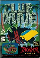 Club Drive (Atari Jaguar, 1994) with Box & Manual