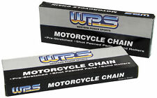 WPS 428 x 118L MOTORCYCLE ROLLER CHAIN 428 CHAIN X 118 LINKS XR100 RM85 TS125 F6