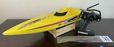 Aquacraft SuperVee 27 Rc Boat - Nitro converted to Electric
