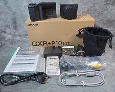 Ricoh GR GXR P10 10.0 MP Digital Camera - Black (Kit w/ VC 28-300mm Lens)