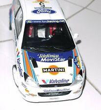 ACTION MODELS FORD FOCUS WRC 1999 McRAE GRIST #5 1/18  (N6310)