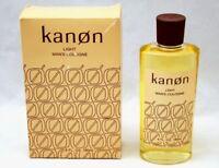 Scannon Colonia KANON Light Cologne Spray for Men Tester 6 oz 180 ml NEW NIB