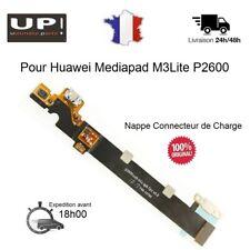 Huawei Mediapad M3Lite P2600 Nappe Connecteur de Charge Port USB Micro ORIGINAL