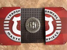 Transformers Masterpiece MP-14 Red Alert Lamborghini Countach Commemorative COIN