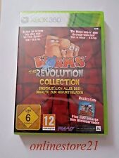 Worms The Revolution Collection Xbox 360 NEU