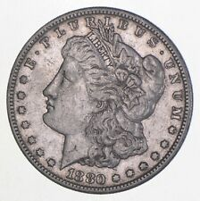 W@W Early 1880-S Morgan Silver Dollar - 90% US Coin - Nice Coin *531