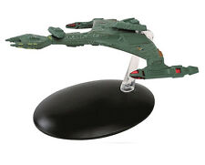 Eaglemoss Diecast Star Trek ST0020 Klingon V'orcha Class  #20 with magazine