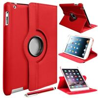 "Funda Cover iPad Mini 7.9"" Tablet Book Estilo 360 Giratoria de la PU leather+TPU"