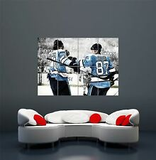 CROSBY AND MALKIN NHL ICE HOCKEY SPORT GIANT POSTER ART PRINT X3280