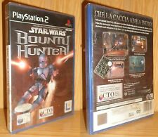 STAR WARS - BOUNTY HUNTER - PARLATO IN ITALIANO - GIOCO (Playstation 2) - PS2