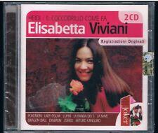 ELISABETTA VIVIANI HEIDI / IL COCCODRILLO COME FA - 2 CD F.C.  SIGILLATO!!!