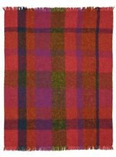 Missoni HomeThrow Taddeo Plaid Pink Red  Blanket 51 x 67 Italy Home Decor $745