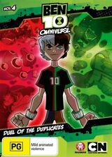 Ben 10 - Omniverse : Vol 4 duel of the duplicates brand new sealed free post!