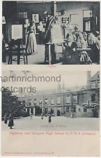 Highbury & Islington High School, London Postcard B759