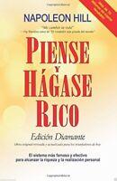 Piense y Hagase Rico Edicion Diamante (Spanish Edition) Napoleon Hill