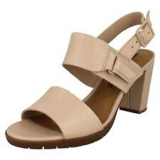 37 Sandali e scarpe rosa con tacco alto (8-11 cm) per il mare da donna