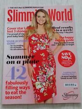 A BRAND NEW - SLIMMING WORLD MAGAZINE JULY 2016 WITH LOTS OF RECEIPES