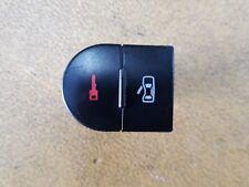 AUDI TT MK1 8N3 1.8T QUATTRO 98-2006 CENTRAL LOCK DOOR SWITCH BUTTON 8N0962107A