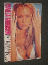 Pamela Anderson Millennium 2000 wall Calendar, London, UK Import rare NEW