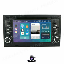 """for Audi A4 S4 RS4 Car Stereo 2DIN Android10 Radio DVD 7"""" GPS NAV Audio Back Cam"""
