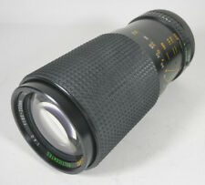 Sears 80-200mm f4 Telephoto Zoom Lens for Canon Mount