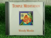 Temple Meditation - Wendy Monks Guided Meditation CD Harmony Within