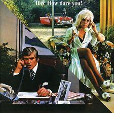 10cc - How Dare You [New CD] Bonus Tracks, Rmst, Germany - Import