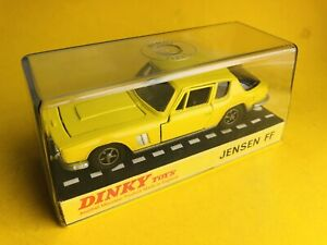 Dinky Toys Jensen FF with box. Mint