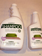 Kirby 32 + 12 ounce Carpet Shampoo w/Kirby Guard, Lavender Scented 252702