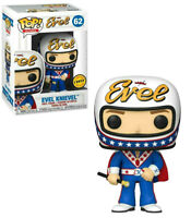 MINT Chase Blue Suit Evel Knievel with Cape Funko Pop! #62 Icons Vinyl Figure