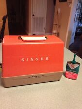 Vintage Singer Handy Electric Sewing Machine