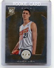 "2013-14 TOTALLY CERTIFIED #246 ALEX LEN ""GOLD"" ROOKIE RC #15/25, PHOENIX SUNS"
