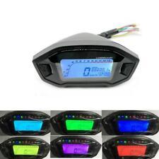 Moto Accessori Strumentazione Impermeabile Digitale Tachimetri con Sensori