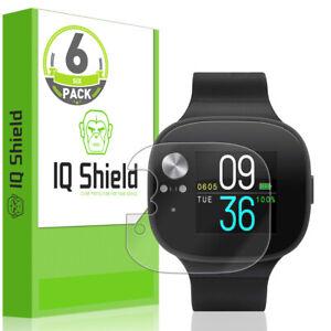 IQ Shield LIQuidSkin Ultra Clear Film Screen Protector for Asus VivoWatch BP