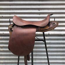 light horse Army saddle ,1912 UP Swinging tree saddle, cavalry saddle
