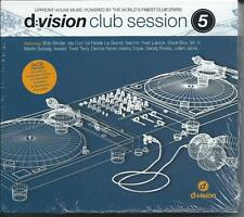 D:Vision Club Session, Vol. 5 - Upfront House Music (2CD 2008) NEW/SEALED