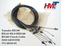 Yamaha RX100 RX125 RX-S RXS100 RS100 Clutch Cable 1V1-26335-01 NOS JAPAN